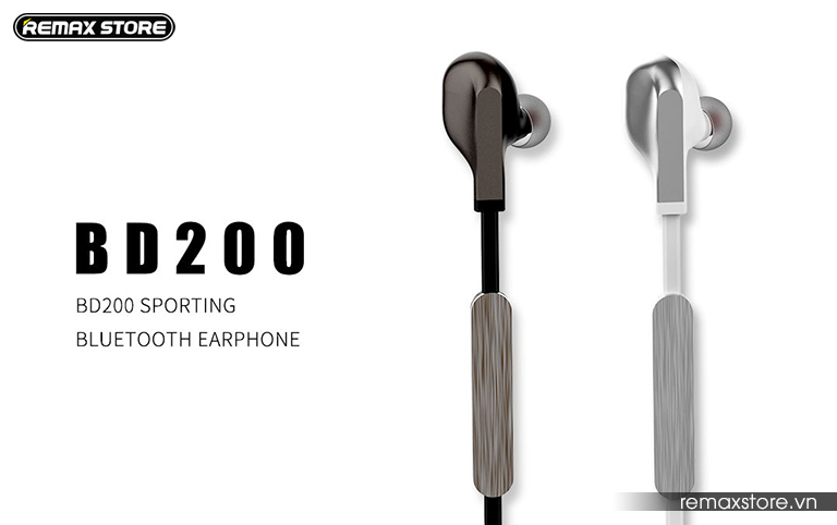 Tai nghe Bluetooth thể thao BD200 7