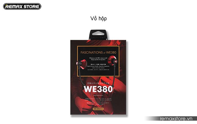 Tai nghe có dây WE380 5