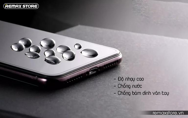 Kính cường lực 3D cho iPhone X/XS/XR/XS Max chống dầu mỡ và chống nước