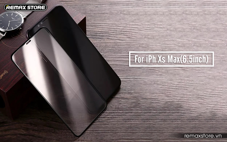 Kính cường lực iPhone XS Max full 3D