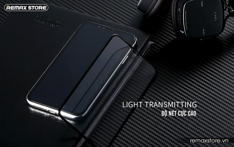 Kính cường lực full màn 6D cho iPh XR/XS Max - Ảnh 1