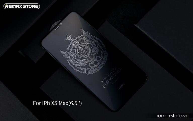 Kính cường lực full màn 6D cho iPh XR/XS Max - Ảnh 4