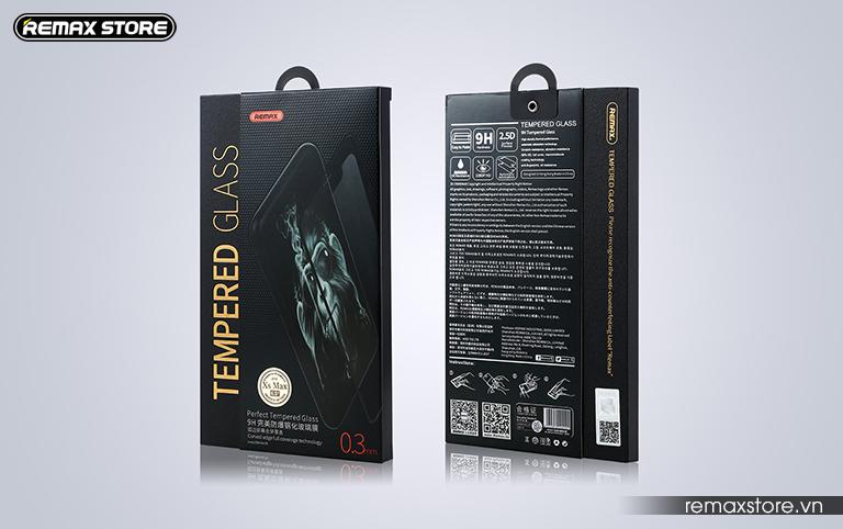 Kính cường lực full màn 9H dành cho iPhone XR/XS Max Perfect Series - ảnh 12