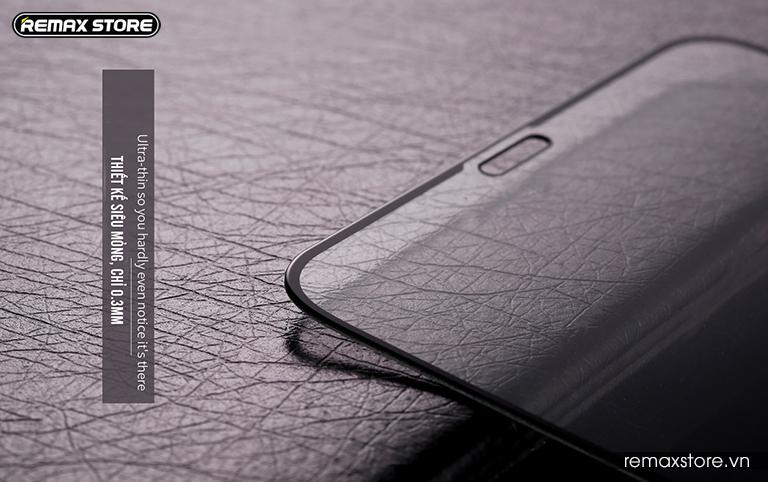 Kính cường lực full màn 9H dành cho iPhone XR/XS Max Perfect Series - ảnh 3