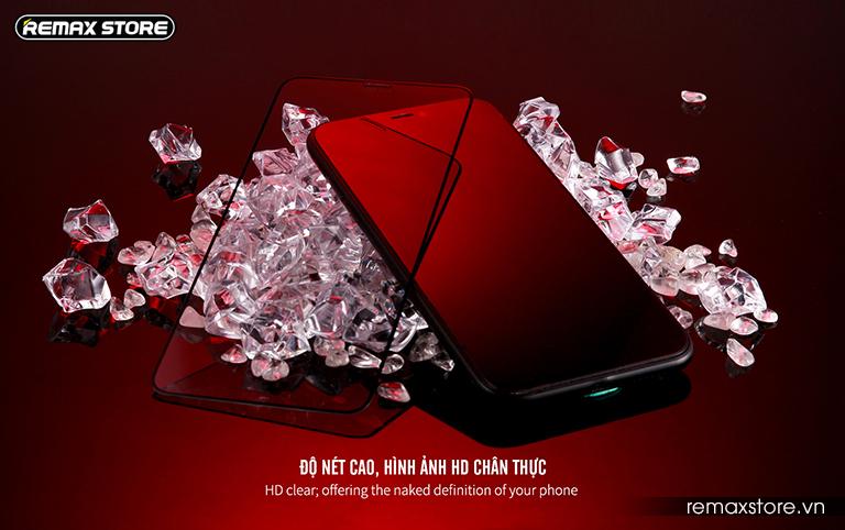 Kính cường lực full màn 9H dành cho iPhone XR/XS Max Perfect Series - ảnh 5