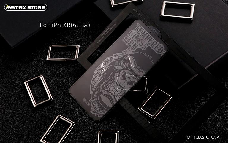 Kính cường lực full màn 9H dành cho iPhone XR/XS Max Perfect Series - ảnh 8