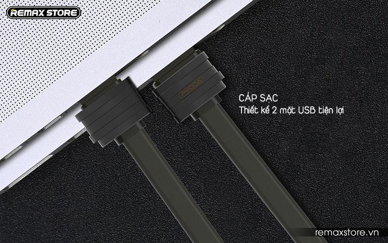 Cáp sạc Lightning Remax PD-B06i - Ảnh 5