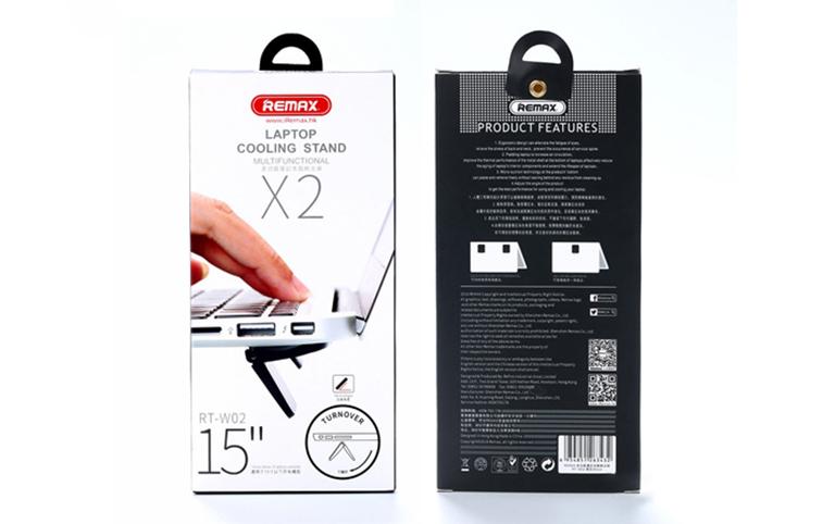 Đế tản nhiệt cho Laptop Remax RT-W02 - 10