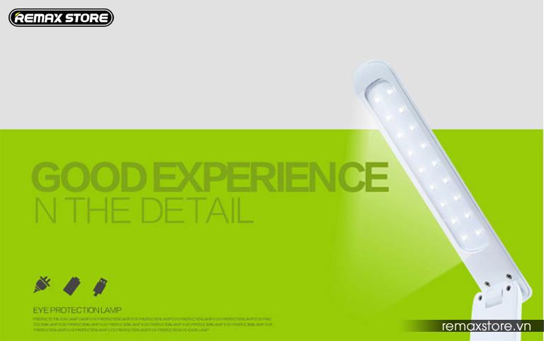 Đèn led cảm ứng chống cận gập gọn 180 độ Remax RL - E180 - 9