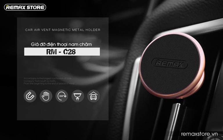 Giá đỡ điện thoại kim loại Remax RM-C28 - 1