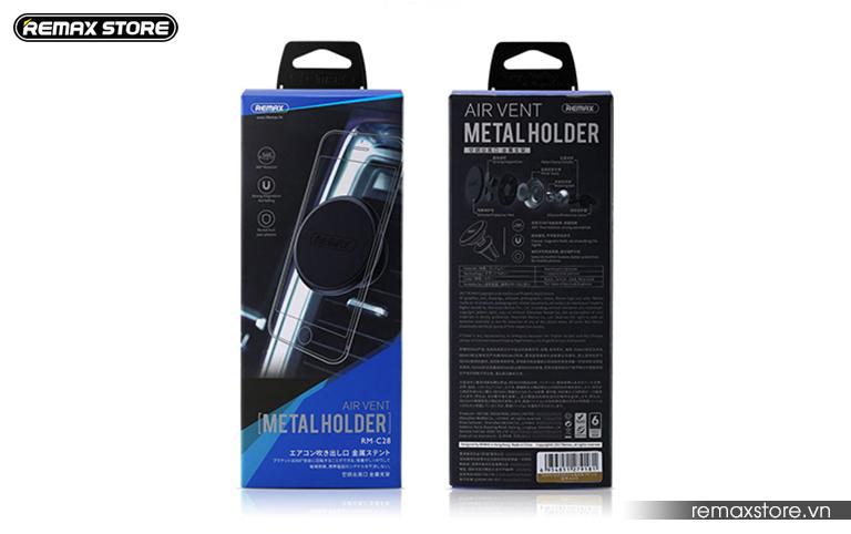 Giá đỡ điện thoại kim loại Remax RM-C28 - 14