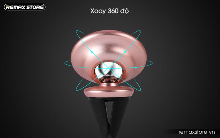 Giá đỡ điện thoại kim loại Remax RM-C28 - 3