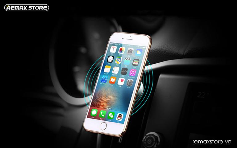 Giá đỡ điện thoại kim loại Remax RM-C28 - 5
