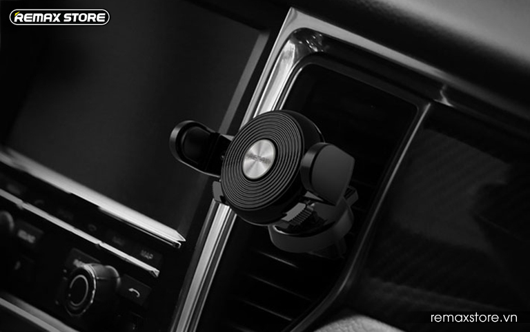 Giá đỡ điện thoại trên ô tô Remax RM-C32 - 10