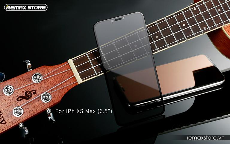 Kính cường lực chống nhìn trộm Emperor Series cho iPhone XR/XS Max - Ảnh 11
