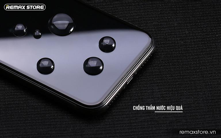 Kính cường lực chống nhìn trộm Emperor Series cho iPhone XR/XS Max - Ảnh 5