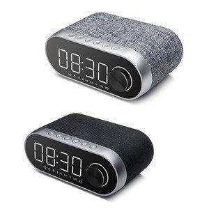 Loa Bluetooth kiêm đồng hồ báo thức Remax RB-M26