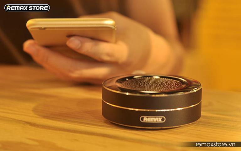 Loa Bluetooth tròn mini Remax RB - M13 - 13