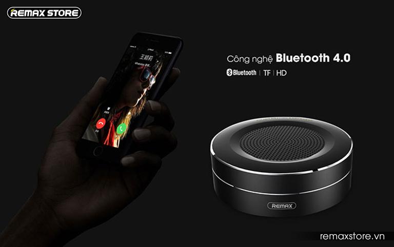 Loa Bluetooth tròn mini Remax RB - M13 - 8