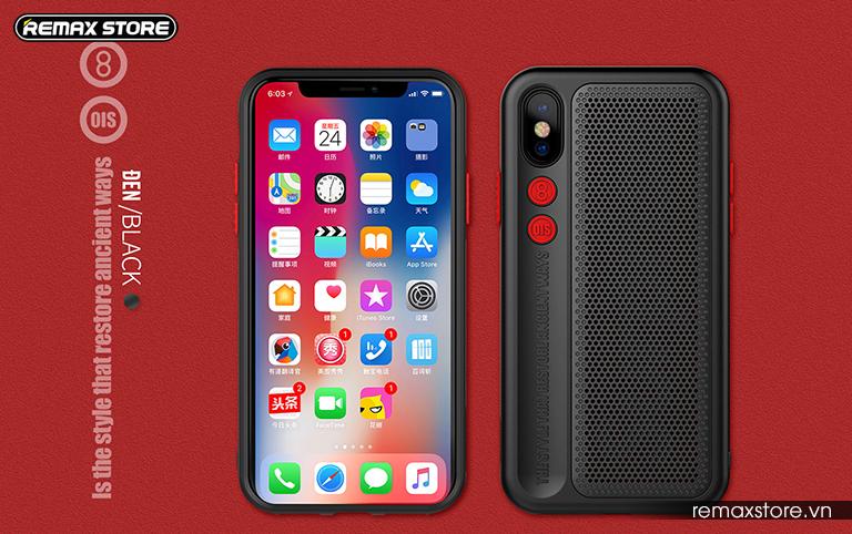 Ốp lưng điện thoại iPhone X Remax RM-1656 - Ảnh 10