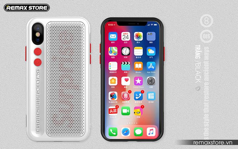 Ốp lưng điện thoại iPhone X Remax RM-1656 - Ảnh 11