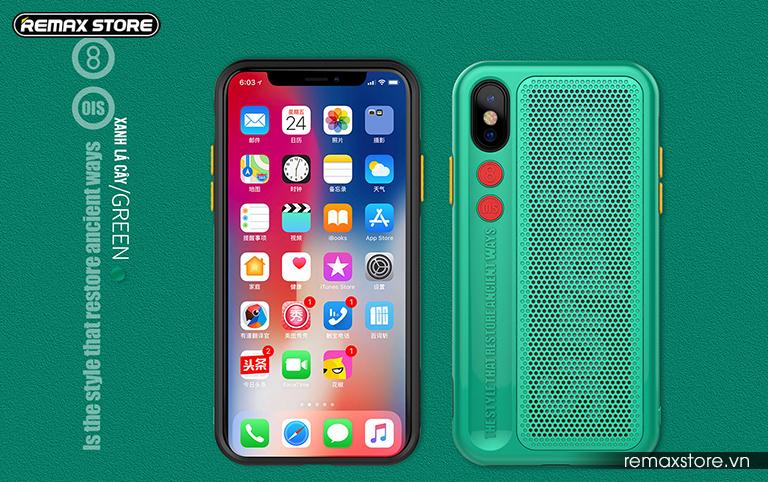 Ốp lưng điện thoại iPhone X Remax RM-1656 - Ảnh 12
