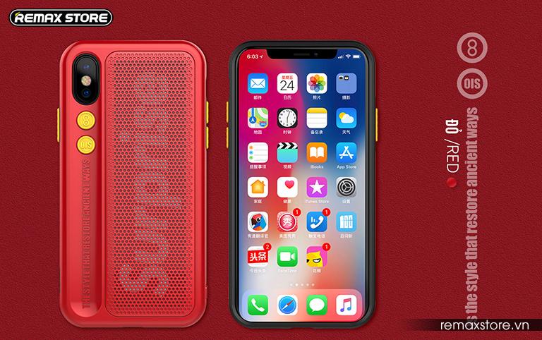 Ốp lưng điện thoại iPhone X Remax RM-1656 - Ảnh 13