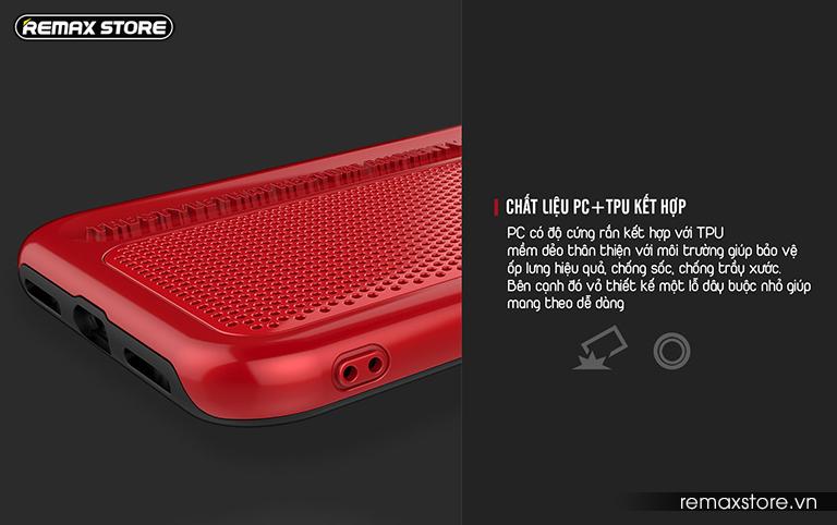Ốp lưng điện thoại iPhone X Remax RM-1656 - Ảnh 6