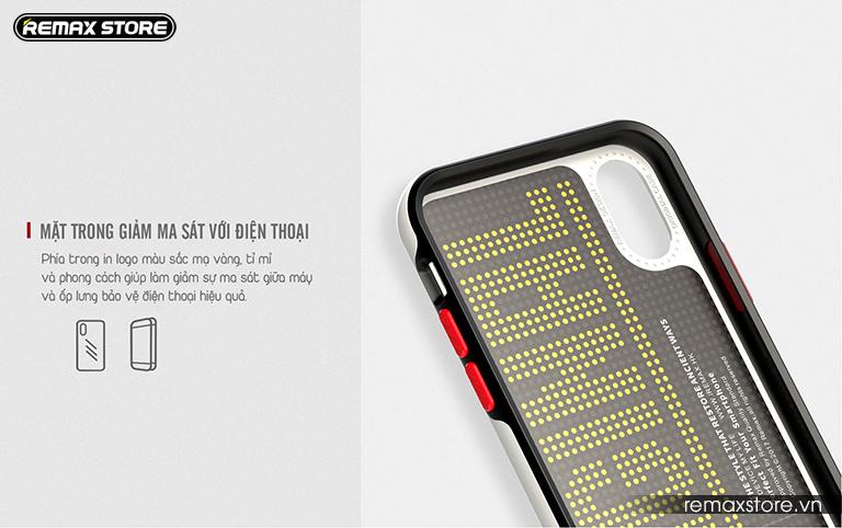 Ốp lưng điện thoại iPhone X Remax RM-1656 - Ảnh 7