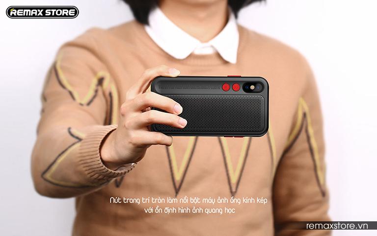 Ốp lưng điện thoại iPhone X Remax RM-1656 - Ảnh 9