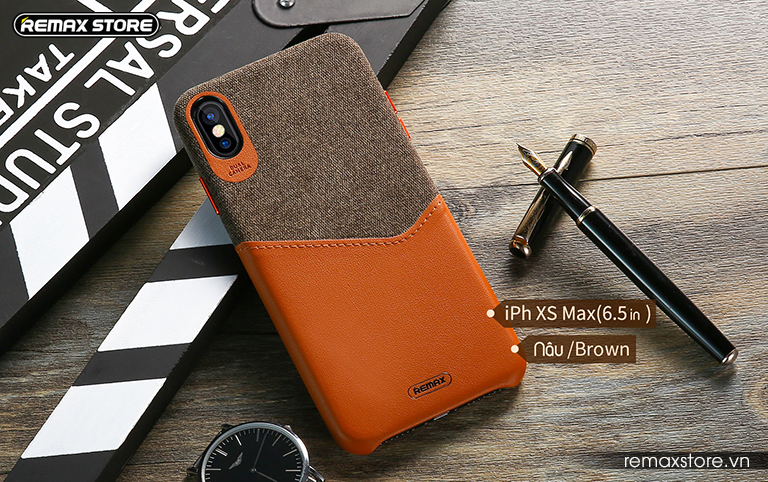Ốp lưng Hiram Series cho iPhone XR/XS/XS Max - Ảnh 11