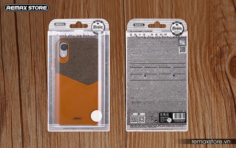 Ốp lưng Hiram Series cho iPhone XR/XS/XS Max - Ảnh 12