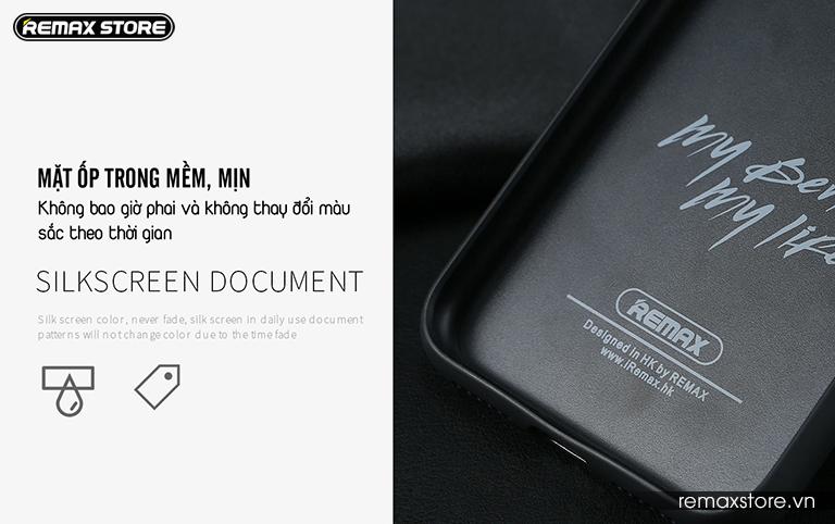 Ốp lưng thêu Remax RM-1636 - ảnh 10
