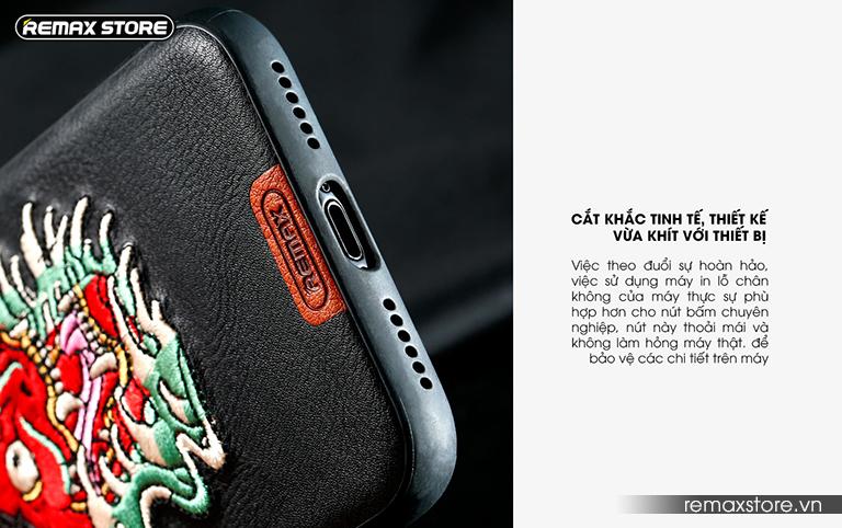Ốp lưng thêu Remax RM-1636 - ảnh 9