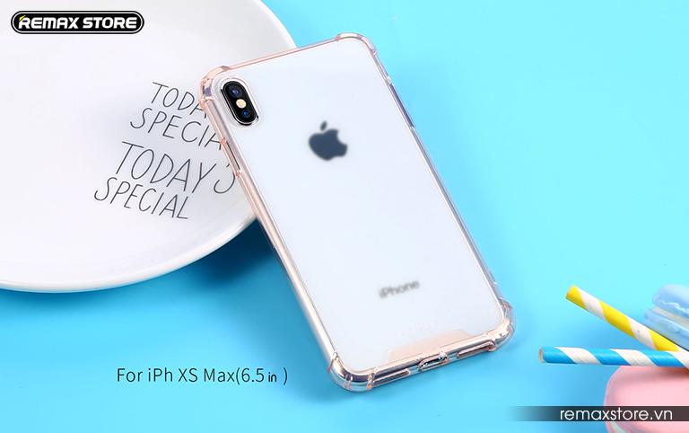 Ốp lưng trong suốt Miton Series dành cho iPhone XR/XS/XS Max - Ảnh 10