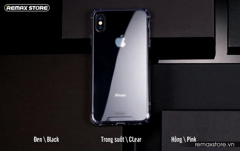 Ốp lưng trong suốt Miton Series dành cho iPhone XR/XS/XS Max - Ảnh 11