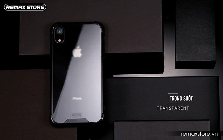 Ốp lưng trong suốt Miton Series dành cho iPhone XR/XS/XS Max - Ảnh 4