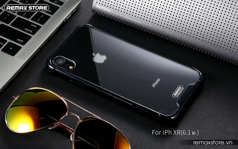 Ốp lưng trong suốt Miton Series dành cho iPhone XR/XS/XS Max - Ảnh 5