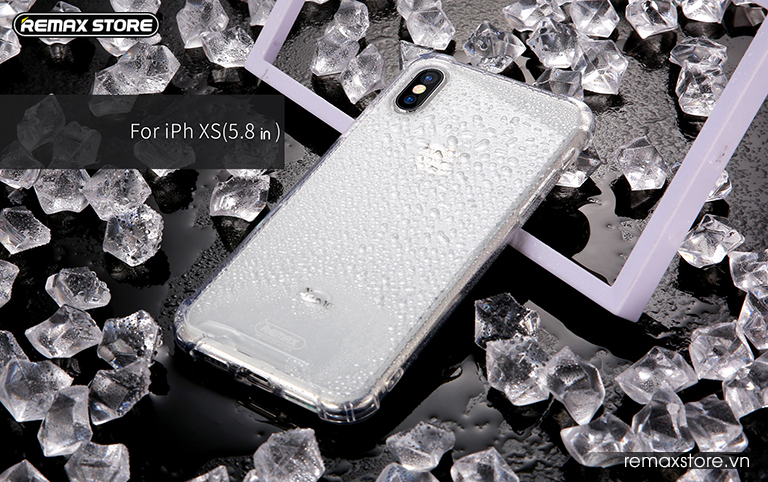 Ốp lưng trong suốt Miton Series dành cho iPhone XR/XS/XS Max - Ảnh 9