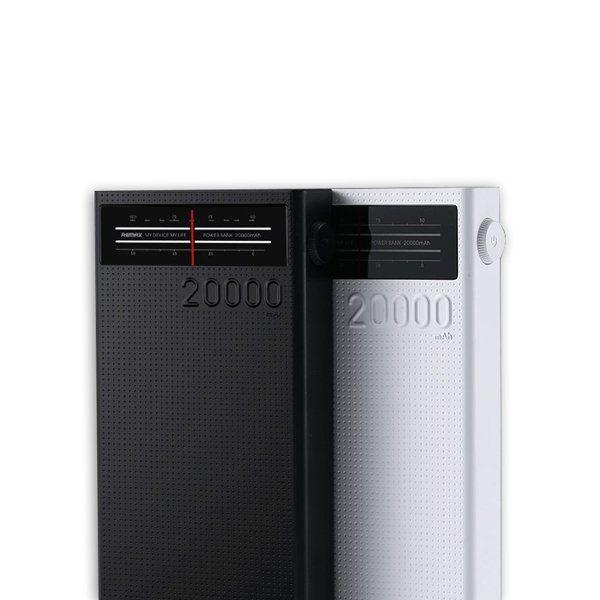 Pin sạc dự phòng 20000mAh 4 cổng USB Remax RPP-102