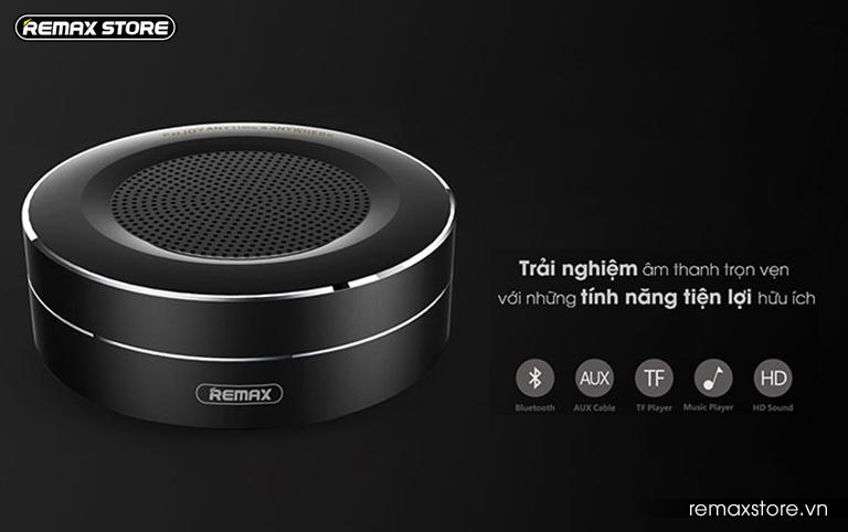 Loa Bluetooth tròn mini Remax RB - M13 - 12