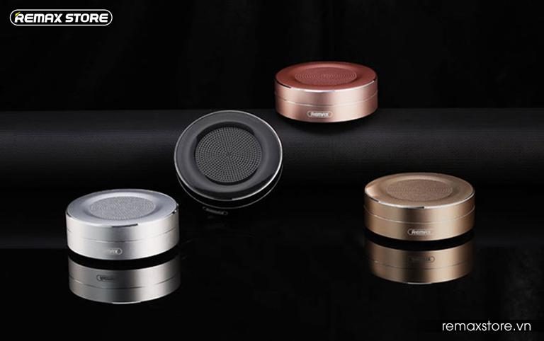Loa Bluetooth tròn mini Remax RB - M13 - 4