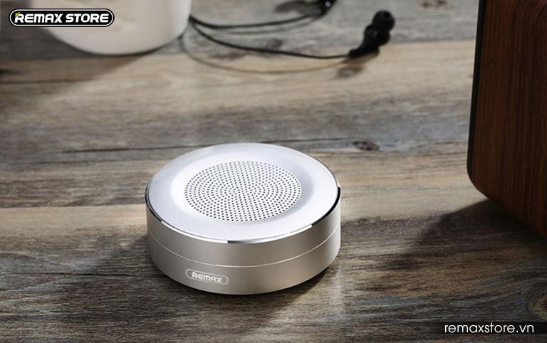 Loa Bluetooth tròn mini Remax RB - M13 - 5