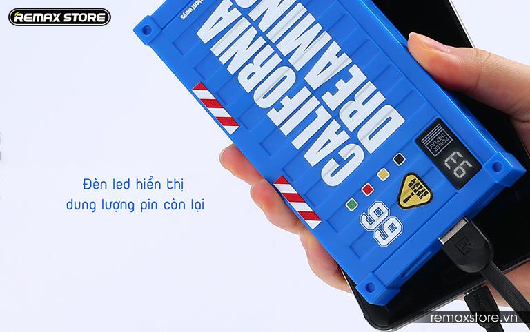 Pin sạc dự phòng 10000mAh Remax RPP-93 - 11