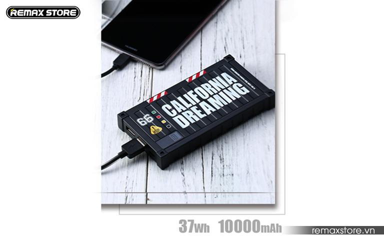 Pin sạc dự phòng 10000mAh Remax RPP-93 - 2