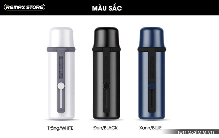 Bình nước giữ nhiệt 350ml thép không gỉ Remax RT-CUP43 - 10