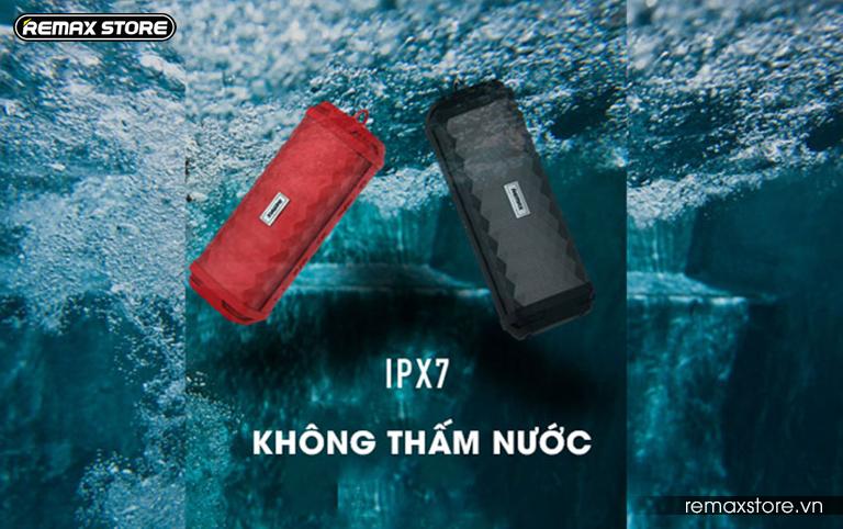 Loa Bluetooth xách tay chống nước Remax RB-M12 - 5