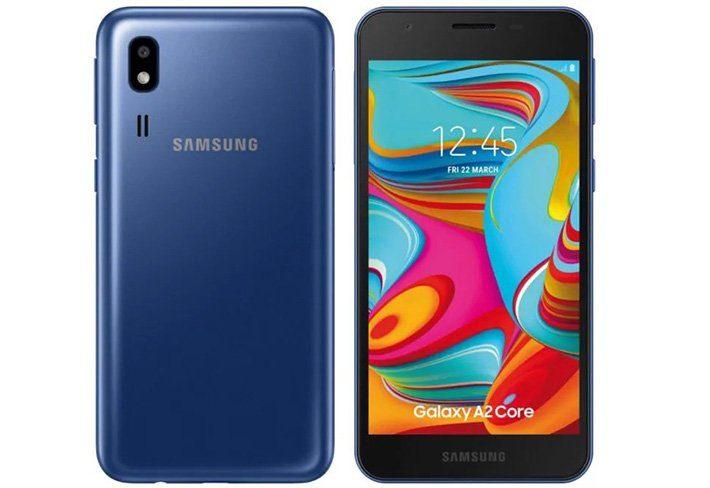 Điện thoại Samsung Galaxy A2 Core với Exynos 7870 SoC giá 1,7 triệu - 1